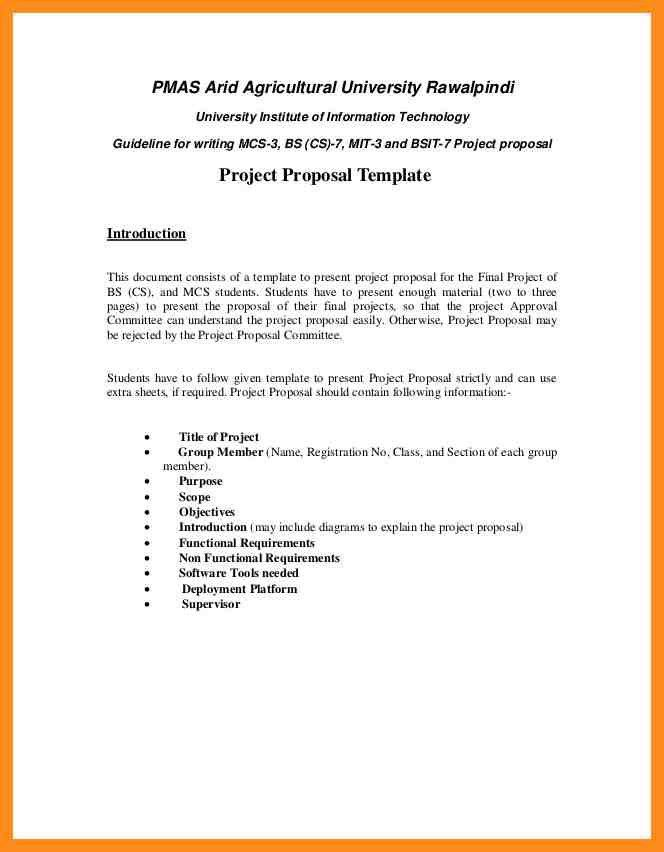 Engineering Proposal Sample. Maintenance Or Mechanical Engineer A ...