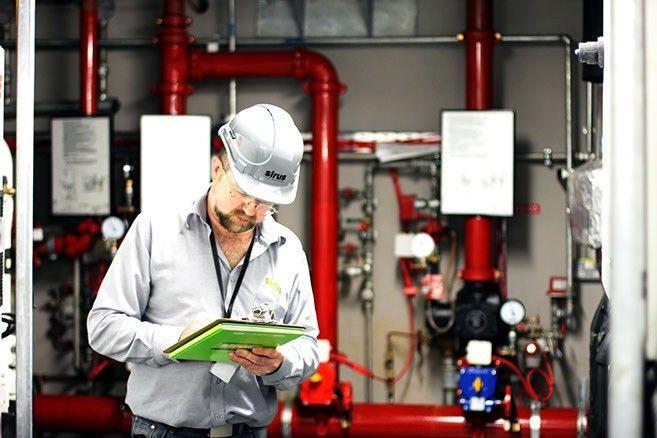 Sirus International | Vacancies | BMS Commissioning Engineer