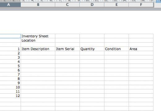 5 Excel Inventory Templates - Excel xlts