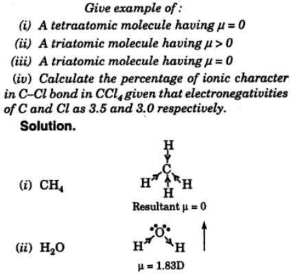 NCERT CBSE Standard 11 Chemistry Chapter 4 Chemical Bonding And ...