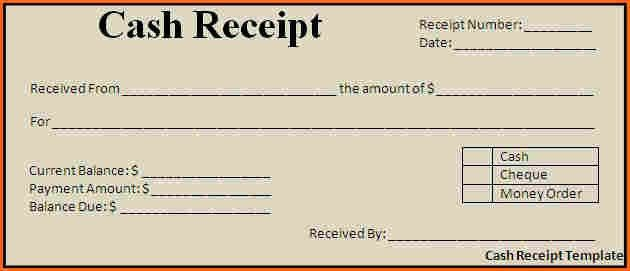 10 how to make a receipt - Budget Template Letter