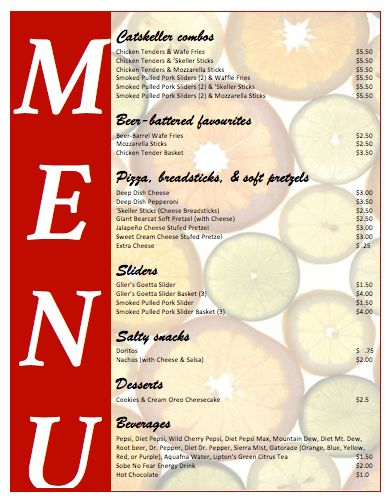 Restaurant menu templates word free menu template 21 free word menu templates microsoft word templates saigontimesfo