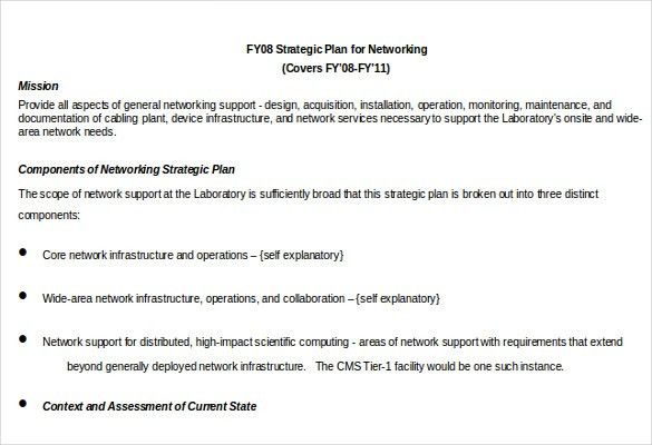 15+ IT Strategy Templates – Free Sample, Example, Format Download ...