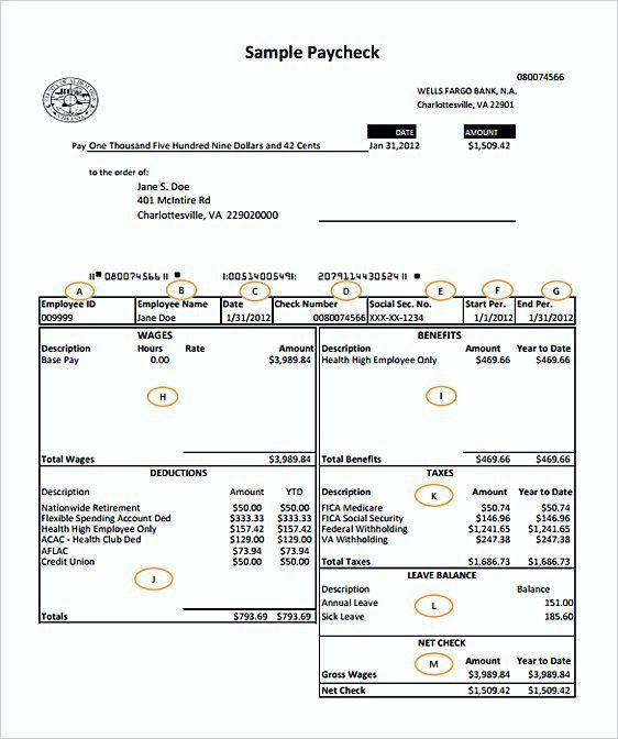 Pages Invoice Template