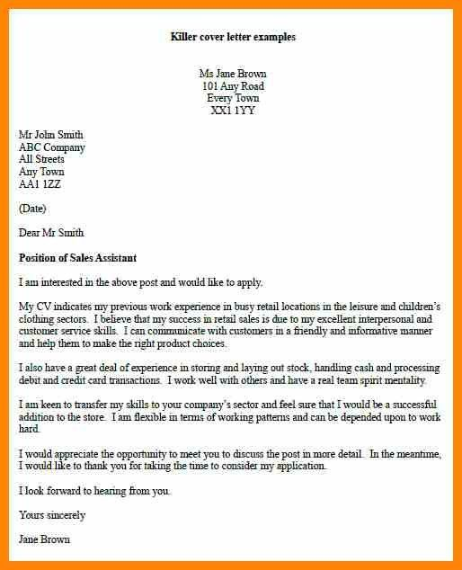 100+ Killer Cover Letters Examples | Civil Engineer Cover Letter ...