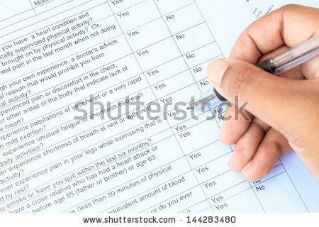 Medical Forms Stock Images, Royalty-Free Images & Vectors ...
