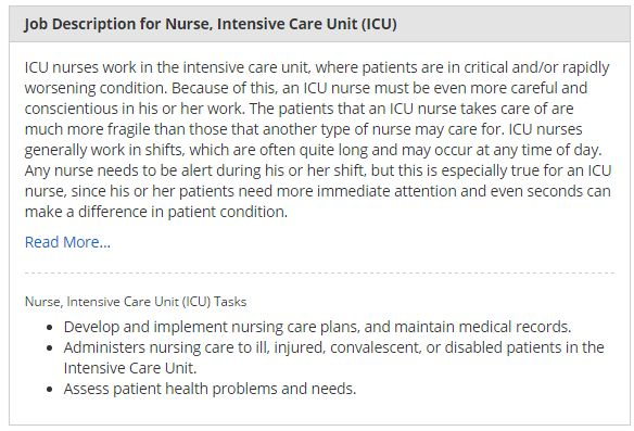 ICU Nurse Salary: Benefits and Factors That Influence It