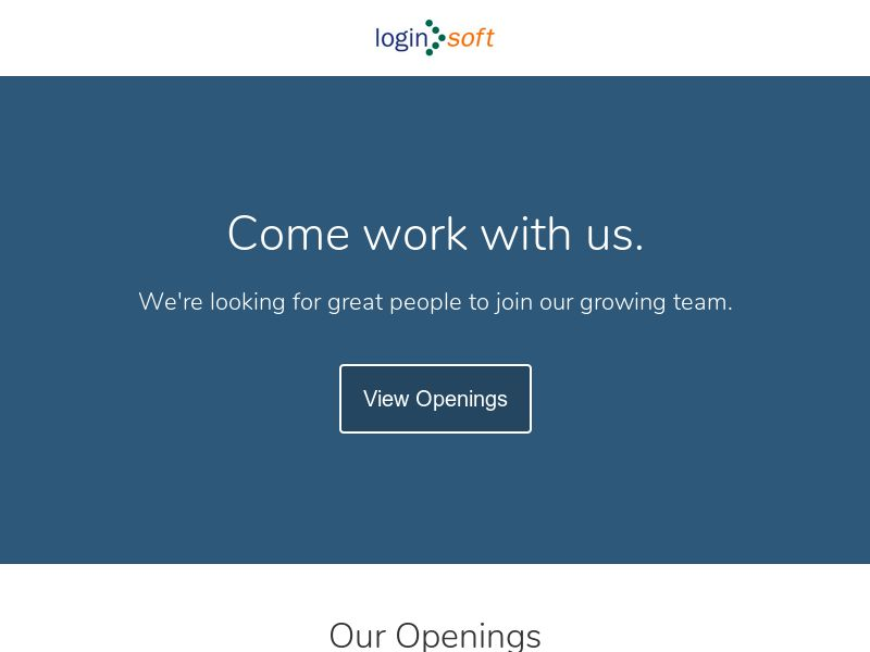 AMISYS Developer (Remote) at Loginsoft Consulting LLC