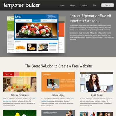 33 best PhotoGallery Templates Responsive Mobile web Templates ...