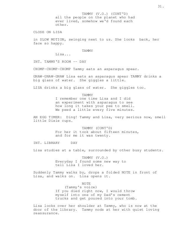 Election screenplay (For educational purposes only) בחירות, מאת אלכסנ…