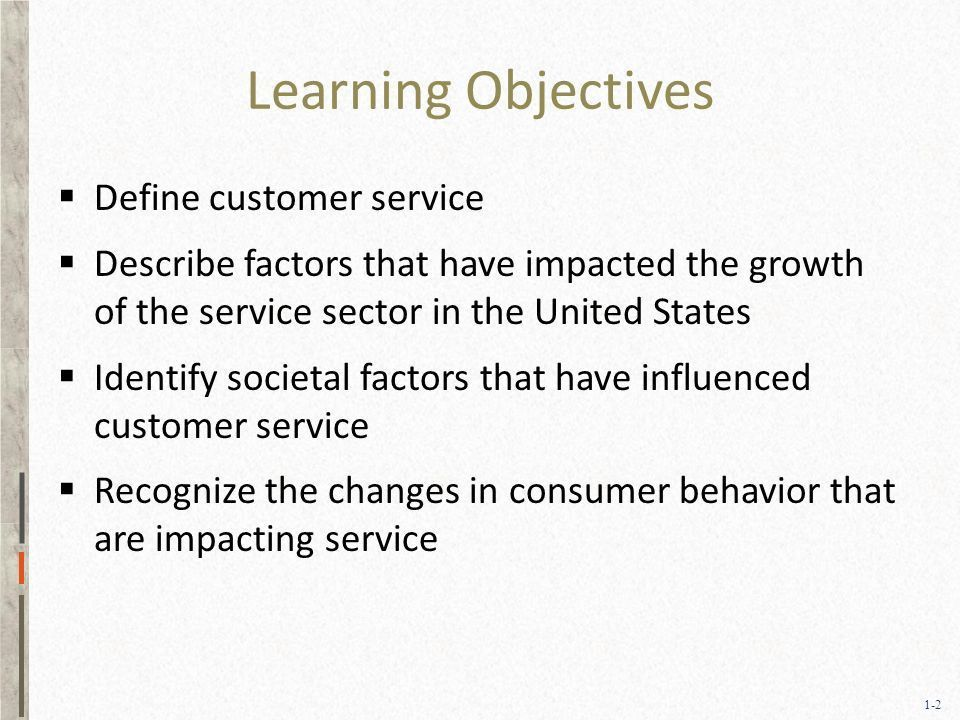 Chapter 1 The Customer Service Profession - ppt video online download