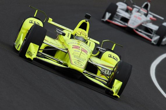 Milkshakes, Turkey and Day-Glo Yellow: The New Face of IndyCar ...