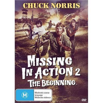 Missing In Action 2:The Beginning DVD | JB Hi-Fi