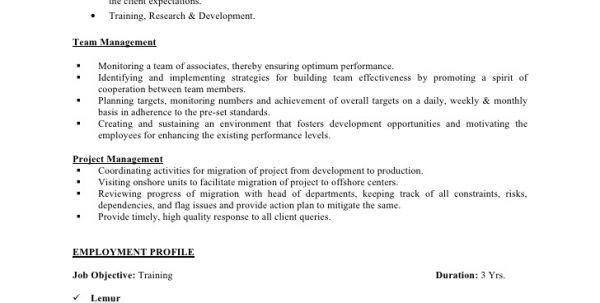 sample resume format for freshers call center job cover letter ...