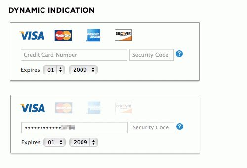 How To Ask For Credit Card Information In Online Forms