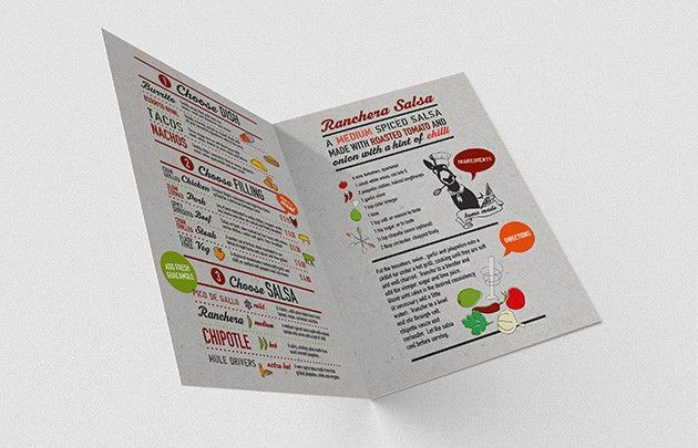 A7 Folded Leaflet Printing with Free Delivery | Just-Printing