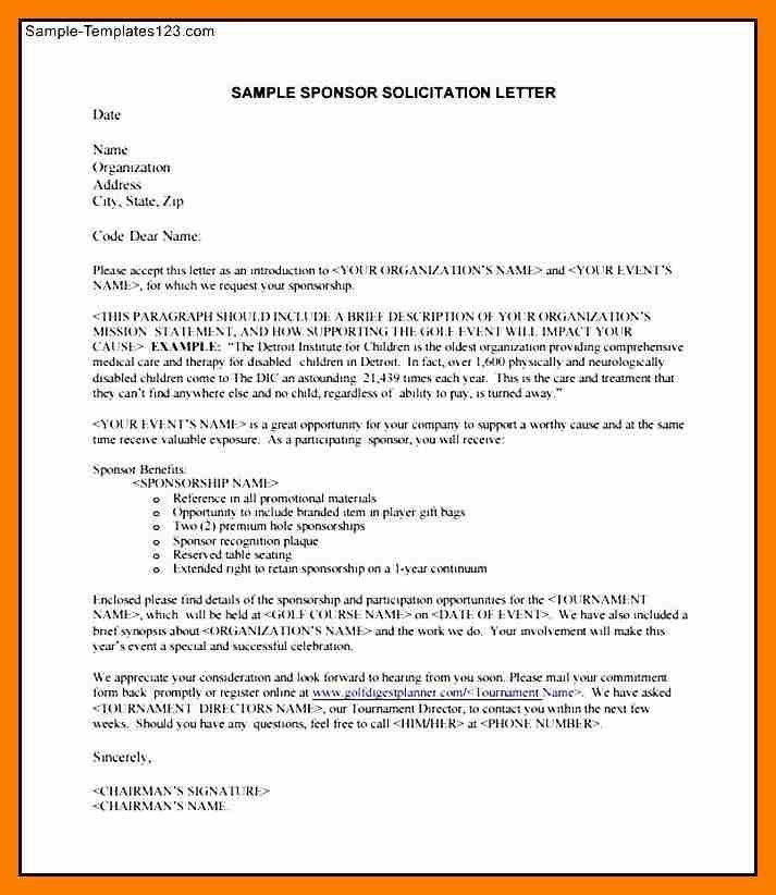 7+ solicitation letter sample for sponsorship | janitor resume