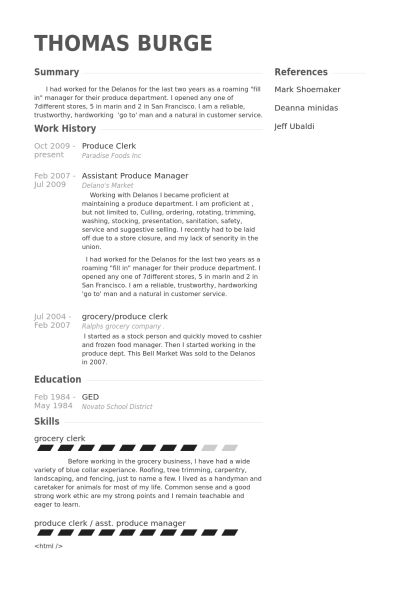 Clever Design Warehouse Clerk Resume 2 Professional Warehouse ...