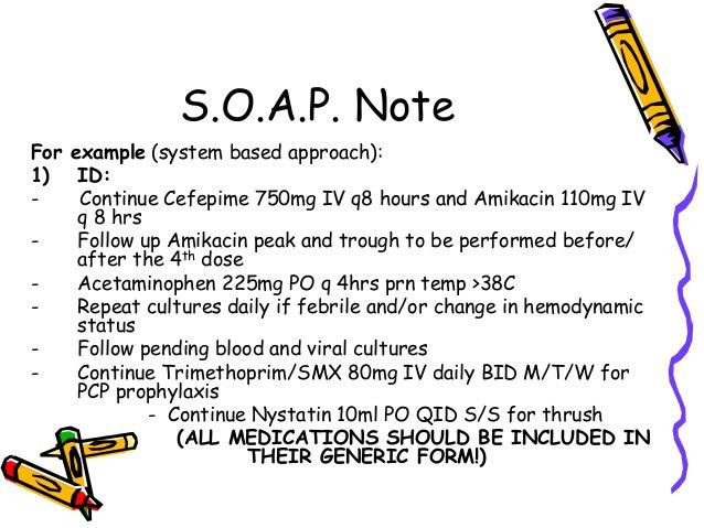 soap note example nursing - thebridgesummit.co