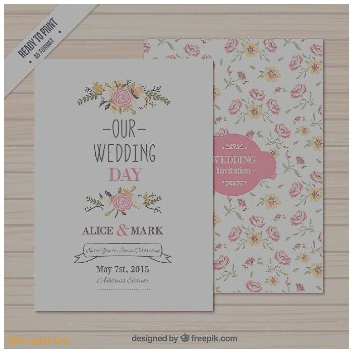 Wedding Invitation: Fresh Wedding Invitation Templates Free ...