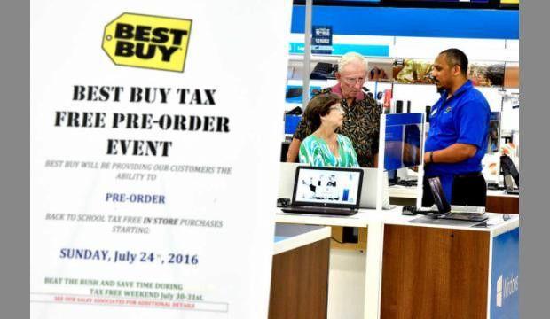 Georgia sales tax holiday begins this weekend