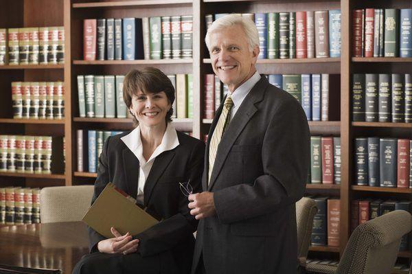 A Job Description of a Litigation File Intake Clerk - Woman