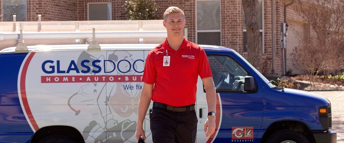 Tulsa Glass Repair Specialists | Glass Doctor of Tulsa