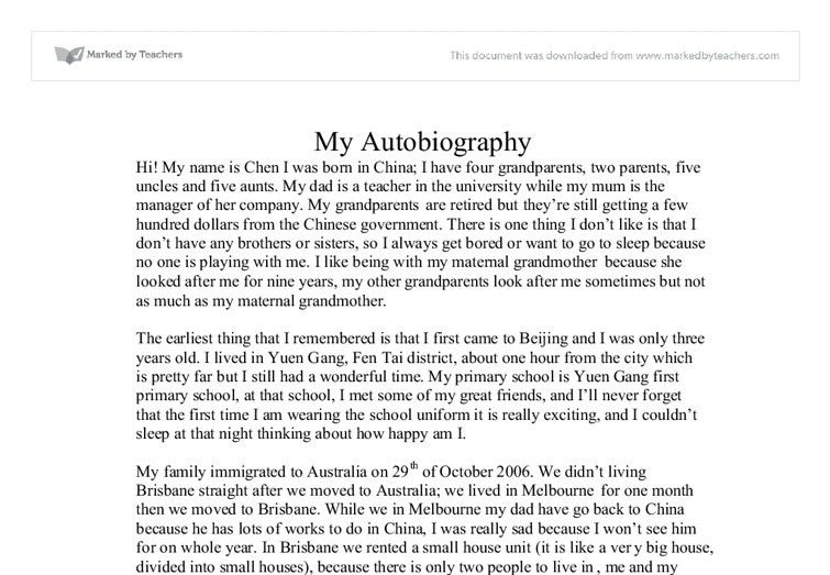 myself as a writer essay how to write an essay about yourself as a ...