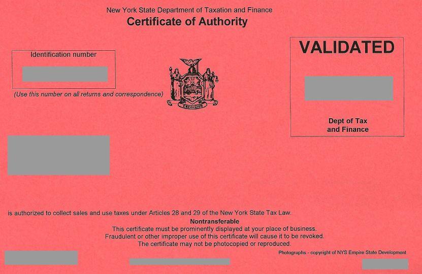 How do I obtain a Resale Certificate? – DeeperDeals