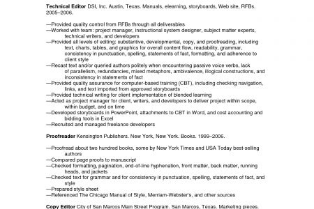 View the author's resume, Author Resume - Reentrycorps