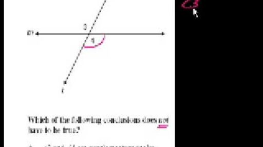 CA Geometry: Deductive reasoning (video) | Khan Academy