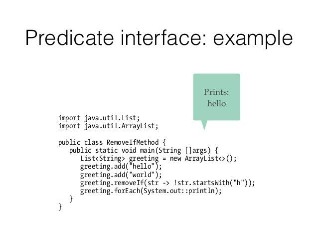 Productive Programming in Java 8 - with Lambdas and Streams