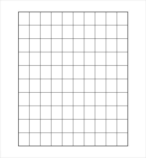 Free Worksheets » Printable 100 Chart Blank - Free Math Worksheets ...
