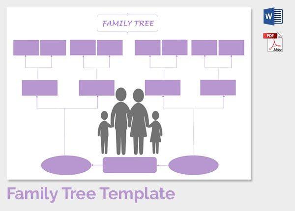 25+ Family Tree Templates - Free Sample, Example, Format | Free ...