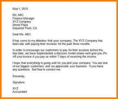 6+ example business letter | quote templates