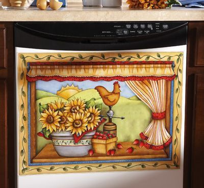 42 best DISHWASHER COVER images on Pinterest | Dishwasher cover ...