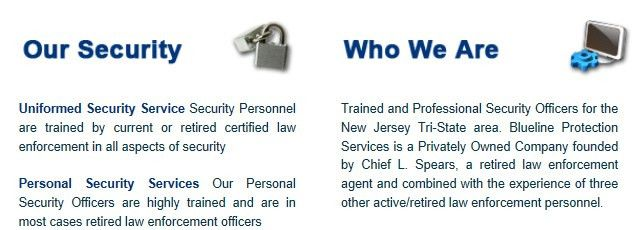 Security Guard Company New Jersey – Security Guards NJ