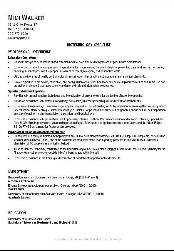 Resume For Job Example. Construction Worker Resume, Building ...