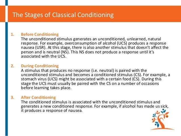 Instructional Design Models and Theories: Classical Conditioning