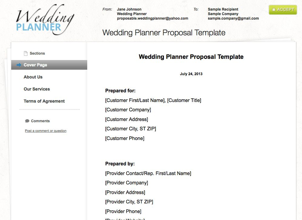 Proposable Templates | The Proposable Blog