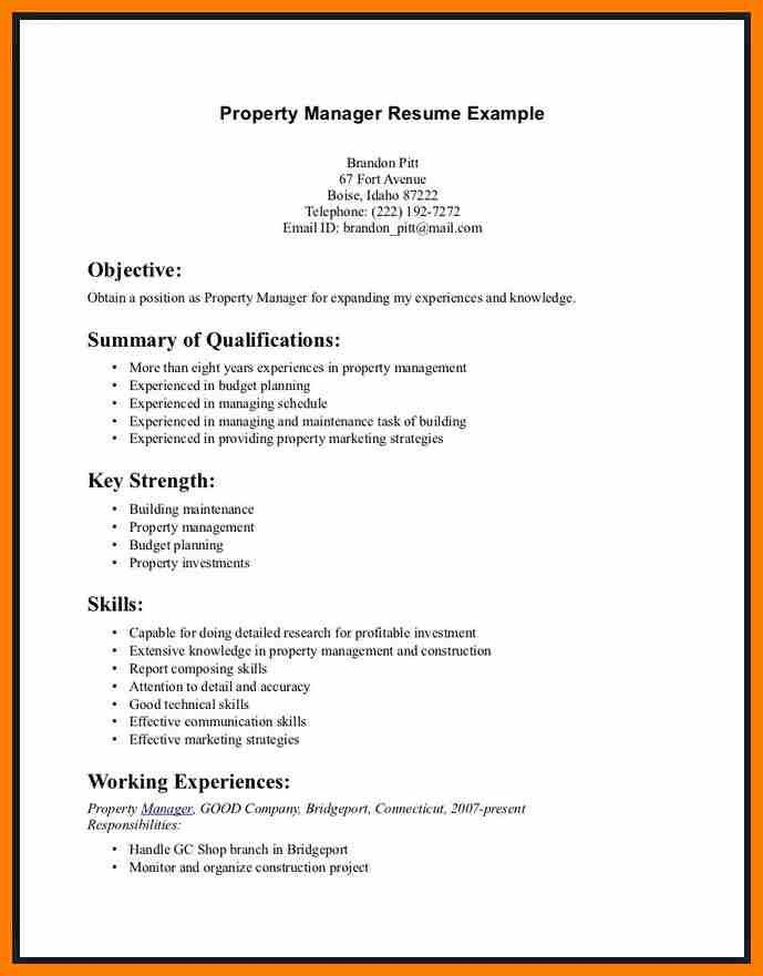 examples of skills to put on resume job resume examples no