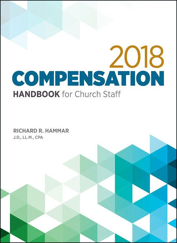 2018 Compensation Handbook for Church Staff | Salary, Pay