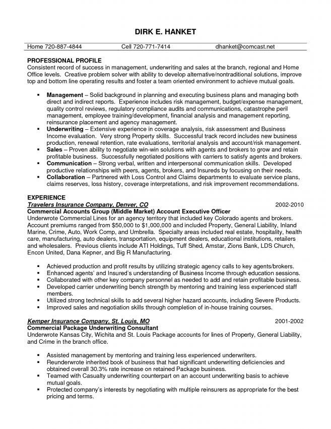 11 Insurance Broker Job Description Resume Resume insurance broker ...