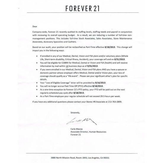job application print out management resume pdf forever 21 job ...