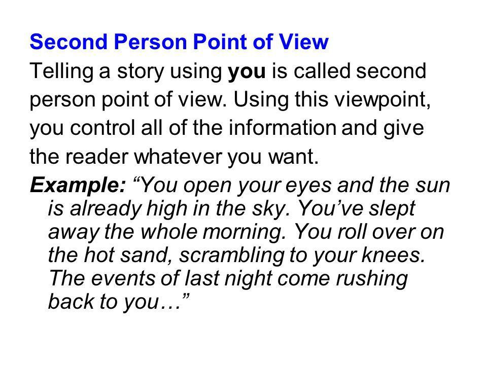 Point of view Setting Plot Characterization Conflict Theme - ppt ...