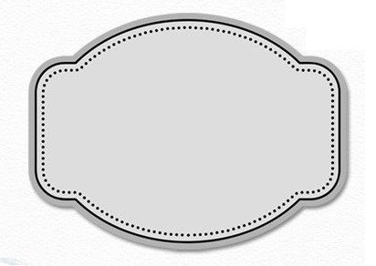 Gift Tag Template Clipart (28+)