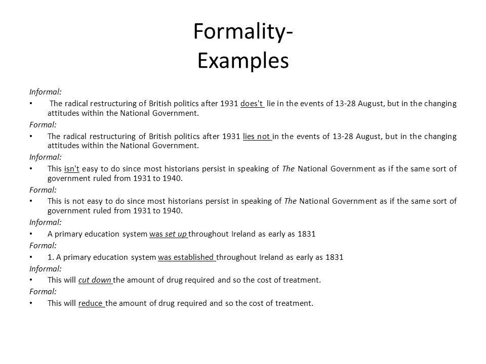 Complexity & Formality as Features of Academic Writing - ppt video ...
