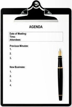 Event Agendas. More Views Business Agenda - Editable Powerpoint ...