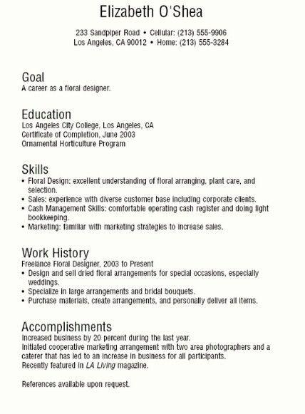 Download Resume For Teenager | haadyaooverbayresort.com