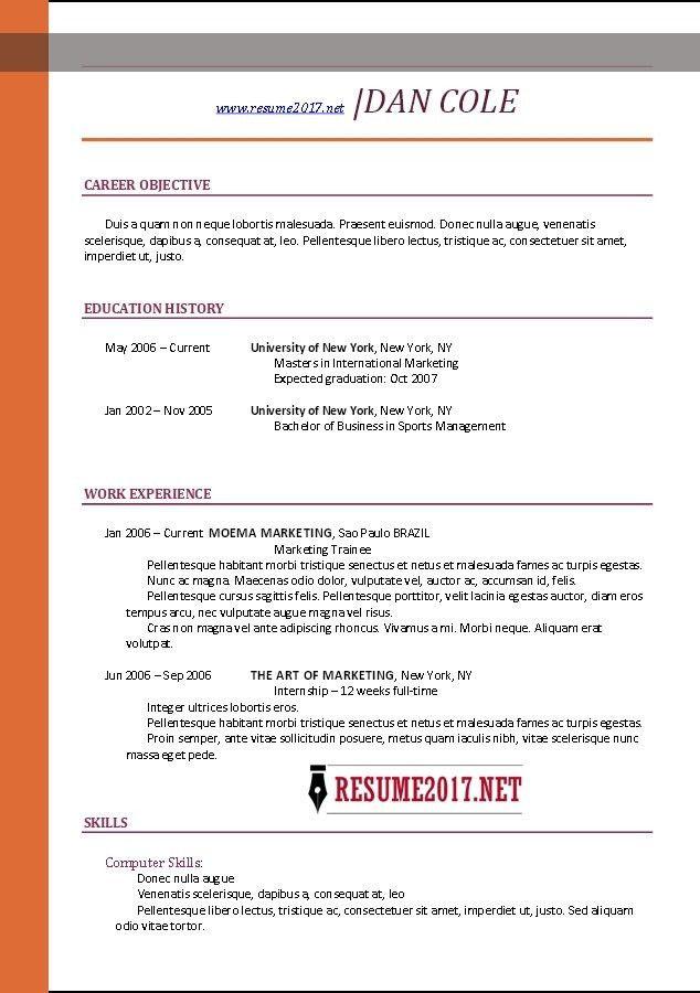 basic resume templates free template. free creative resume builder ...